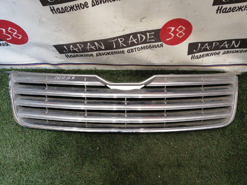 Решетка радиатора Toyota Corolla Fielder ZZE123