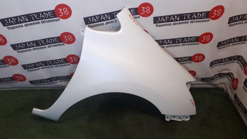 Крыло Toyota Blade AZE154 переднее правое