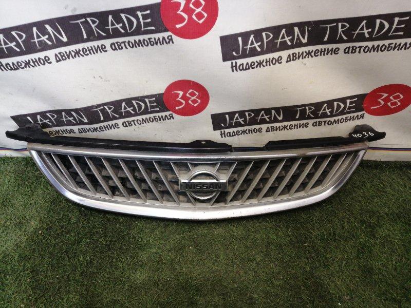 Решетка радиатора Nissan Sunny FB15