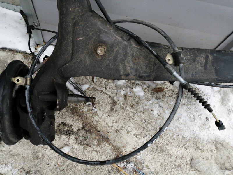 Тросик стояночного тормоза Toyota Allion NZT240 задний правый