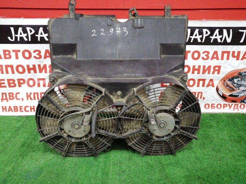 Диффузор Toyota Hiace KDH205 5L-E