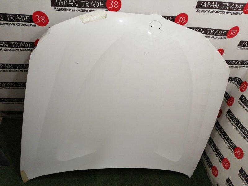 Капот Bmw X3 F25 B47D20 (2010
