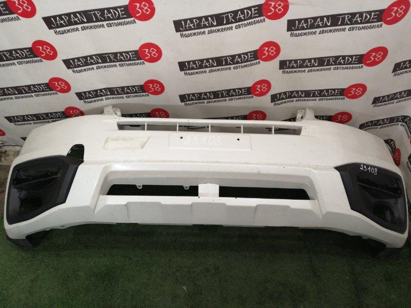 Бампер Subaru Forester SJ5 2016 передний