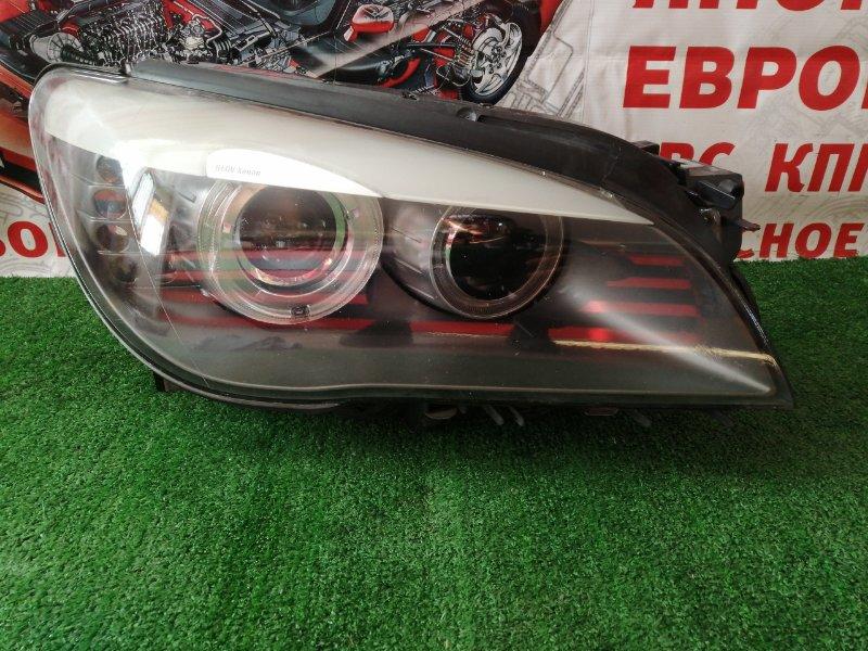 Фара Bmw X1 E84 передняя правая