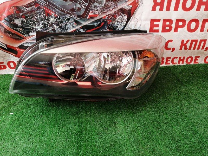 Фара Bmw X1 E84 передняя левая