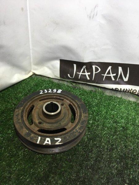 Шкив коленвала Toyota Caldina ACV30 1AZ-FE