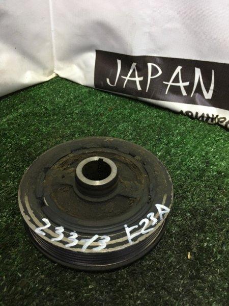 Шкив коленвала Honda Avancier TA1 F23A