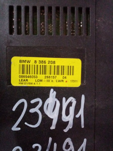 Модуль управления фар Bmw 5 Series E39