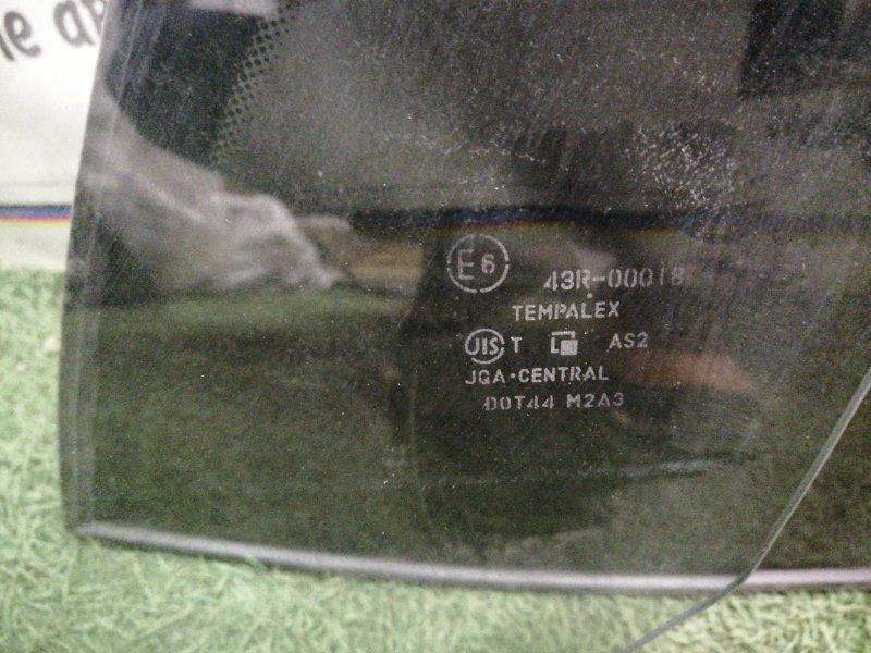 Стекло боковое Suzuki Sx4 2006 переднее левое