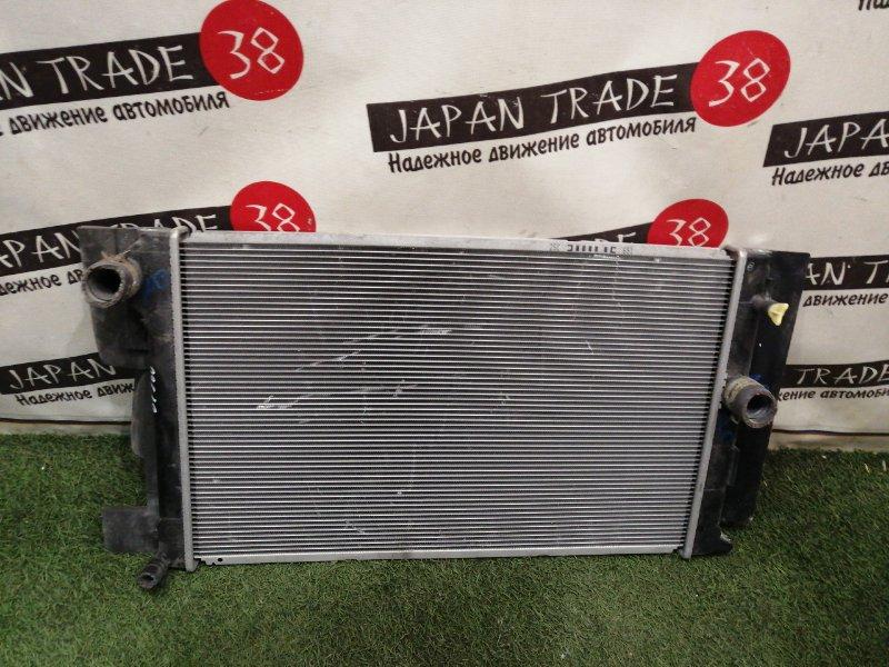 Радиатор охлаждения двигателя Toyota Auris NZE181 2ZR-FE 2006