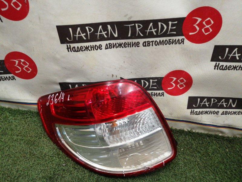 Стоп-сигнал Suzuki Sx4 YA41S задний левый