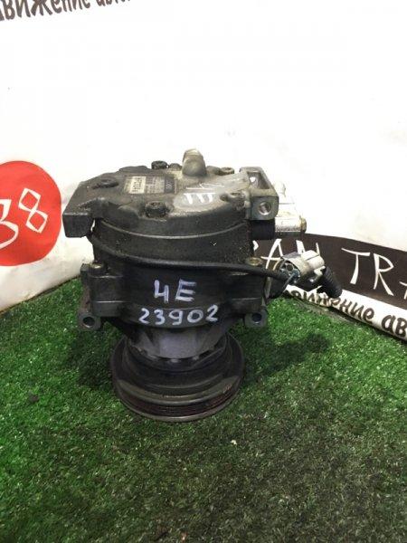 Компрессор кондиционера Toyota Starlet EP91 4E-FE 1997