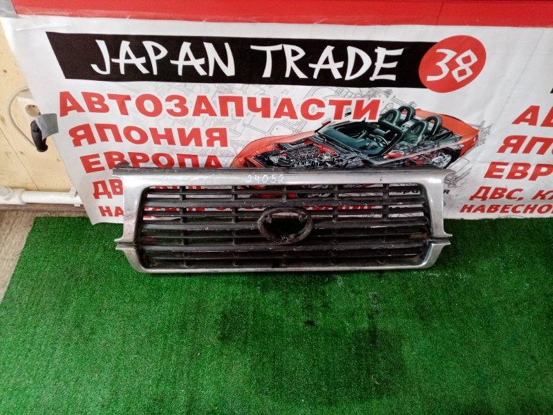 Решетка радиатора Toyota Land Cruiser FZJ80 01.1990