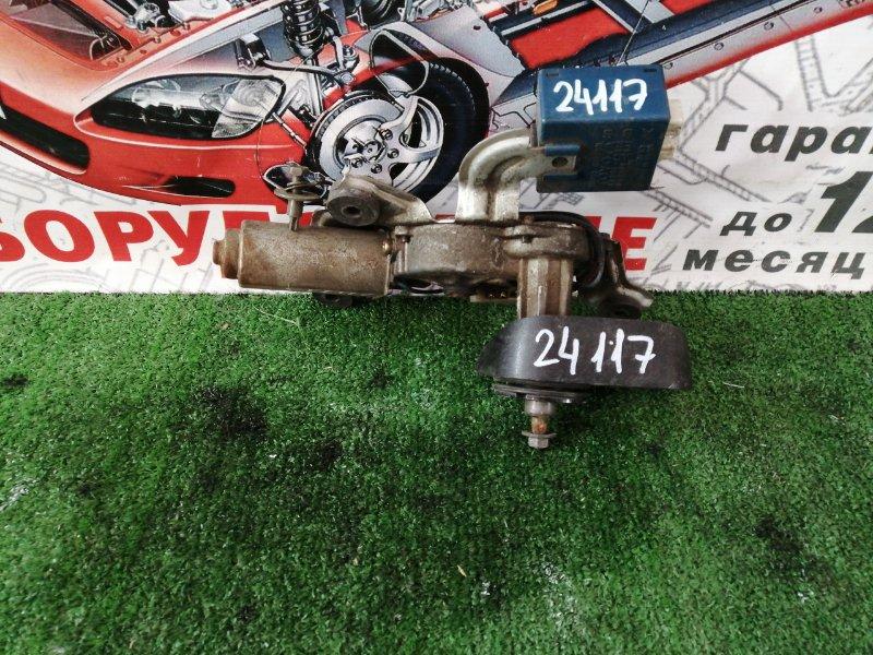 Мотор стеклоочистителя Toyota Markii GX90 1JZ-GE задний