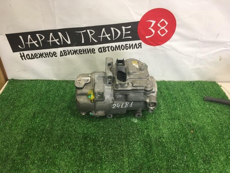 Компрессор кондиционера Toyota Camry AVV50 2AR-FXE