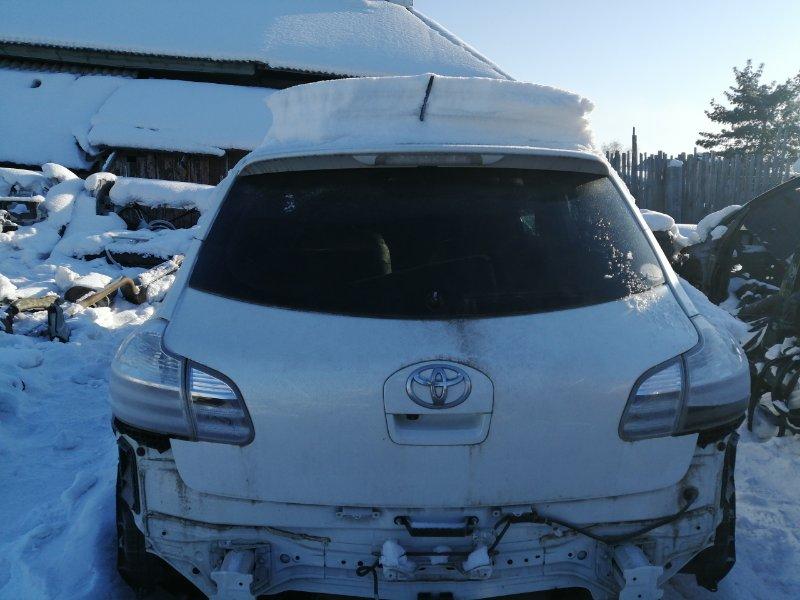 Дверь 5-я Toyota Blade GRE156