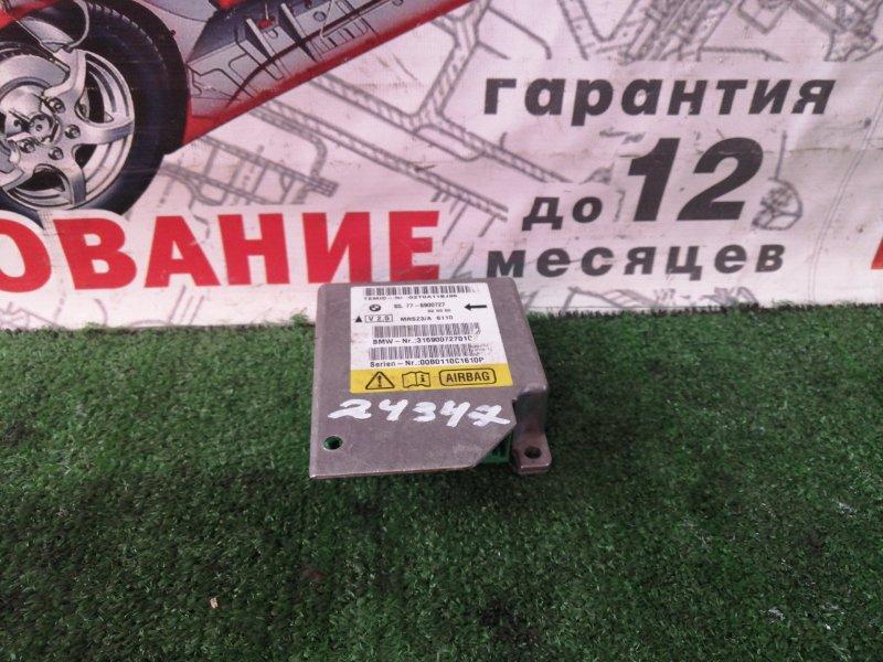 Блок управления airbag Bmw 5 Series E39 M54B30