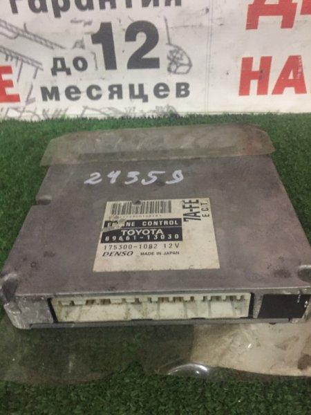Блок efi Toyota Corolla Spacio AE115 7A-FE