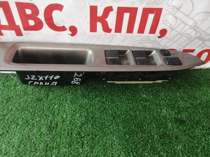 Блок управления стекло подьемниками Toyota Mark Ii Blit GX110 1GFE