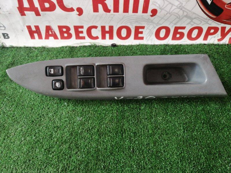 Блок управления стекло подьемниками Nissan Presage JHU30 KA24DE