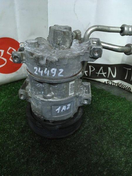 Компрессор кондиционера Toyota Auris ADE150 1AD-FTV