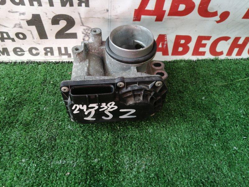 Дроссельная заслонка Toyota Ractis SCP100