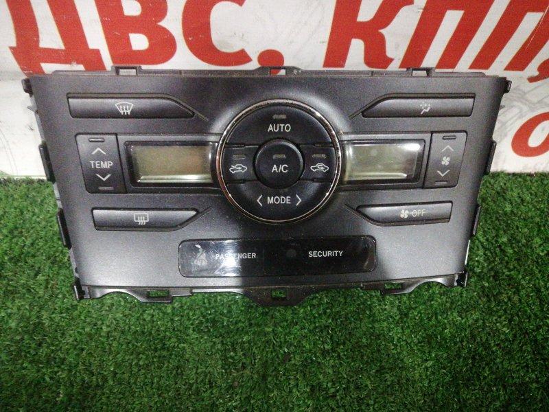 Блок управления климат-контролем Toyota Balde