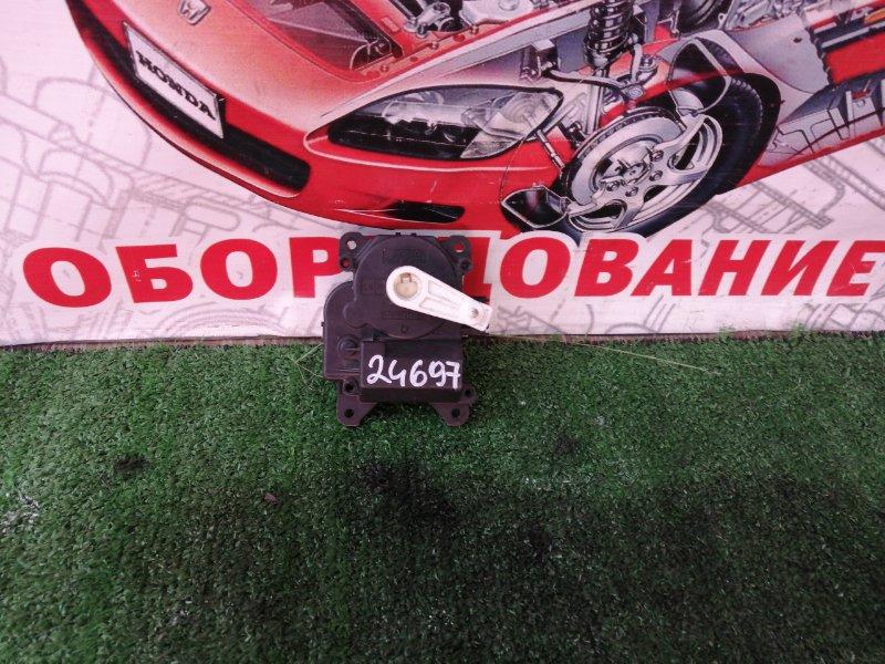 Сервопривод заслонок печки Toyota Voxy ZRR70 3ZR-FE