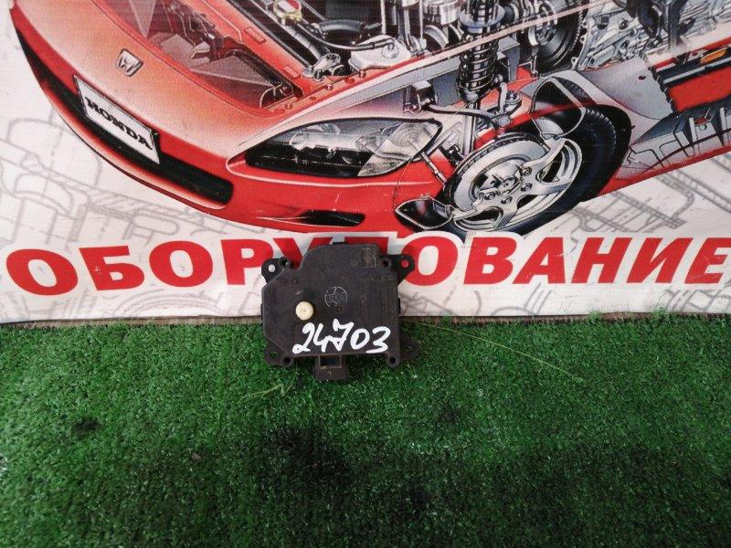 Сервопривод заслонок печки Toyota Crown GRS181 4GR-FSE