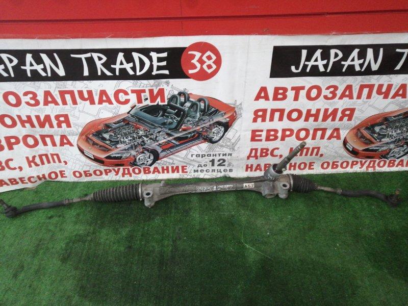 Рейка рулевая Toyota Auris ZRE152