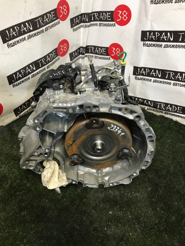 Акпп Toyota Passo M700A 1KR-FE 2016