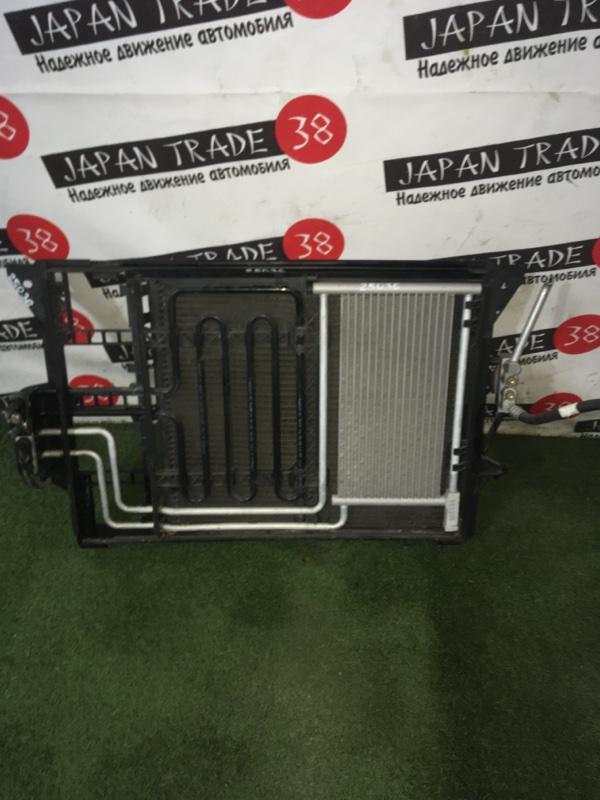 Кассета с радиатор акпп, гур, кондиционер Bmw 5 Series E39 M54B25 2002