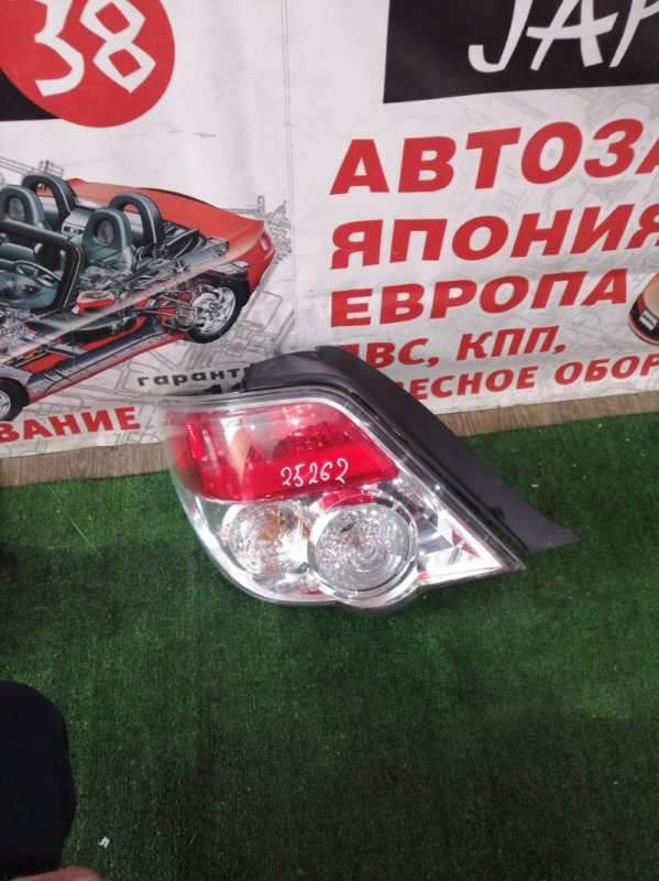 Стоп-сигнал Subaru Impreza GG3 EJ15 задний левый