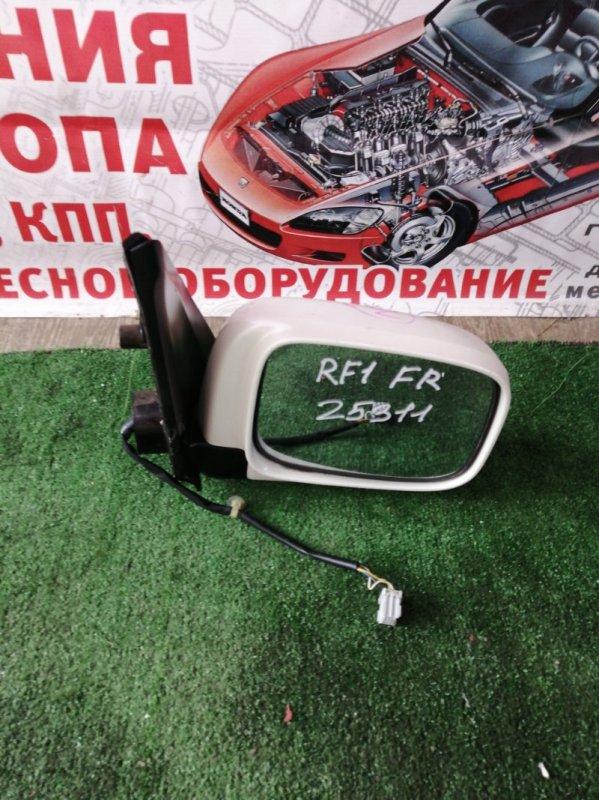 Зеркало боковое Honda Stepwgn RF1 переднее правое