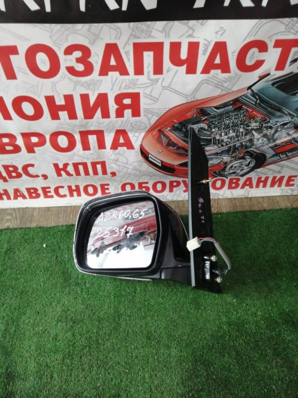 Зеркало боковое Toyota Noah AZR60 переднее левое