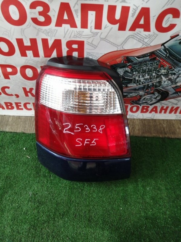 Стоп-сигнал Subaru Forester SF5 задний левый