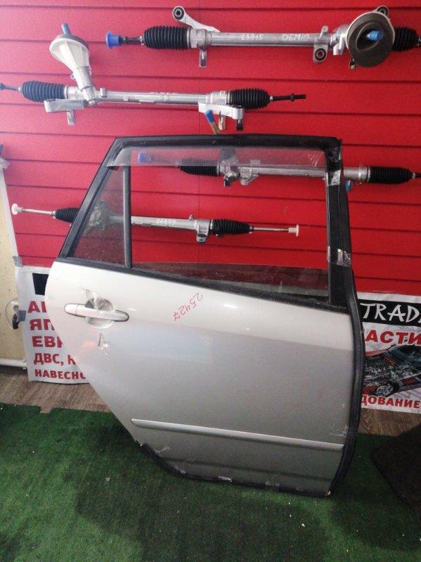 Дверь Toyota Spacio ZZE124 1NZ-FE задняя правая