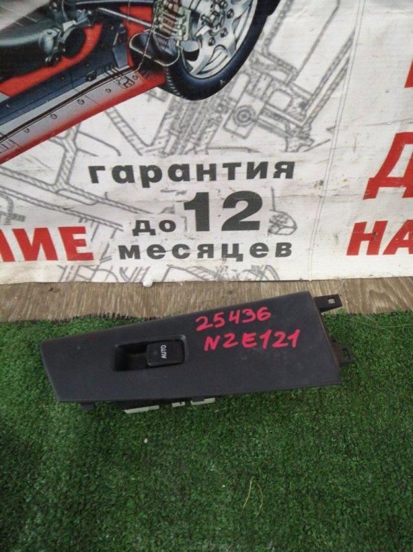 Блок управления стеклами Toyota Fielder NZE123 1NZ-FE передний левый