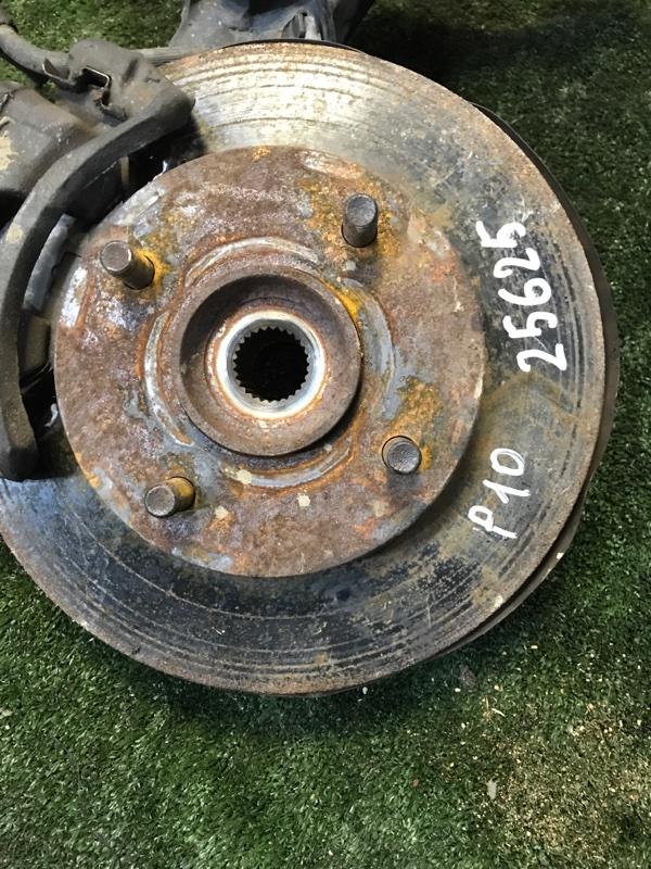 Диск тормозной Nissan Primera P10 SR18