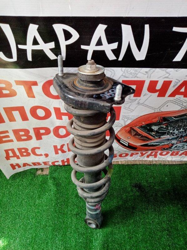 Стойка Toyota Wish ZNE10 1ZZFE задняя левая