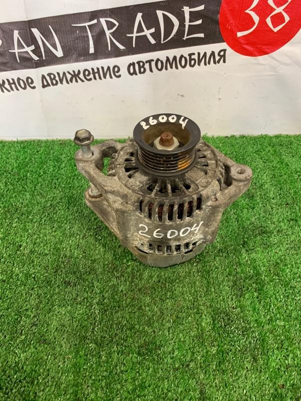 Генератор Toyota Passo KGC10 1KR-FE