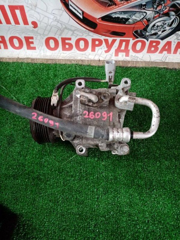 Компрессор кондиционера Toyota Verso ZZE123 1ZZ -FE