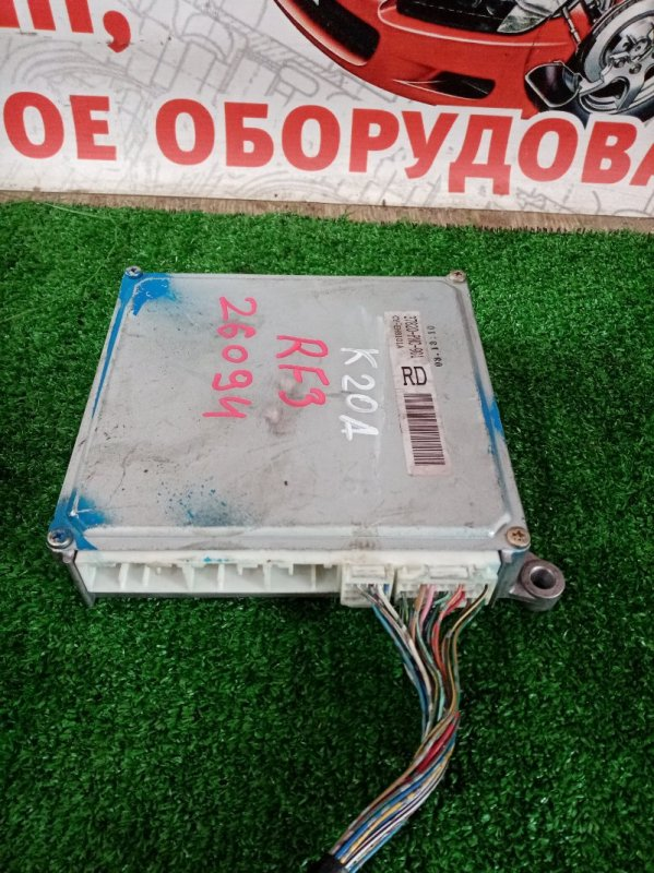 Блок efi Honda Stepwgh RF3 K20A