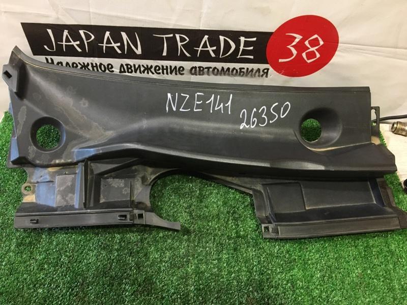 Жабо Toyota Corolla Fielder NZE141 1NZ-FE