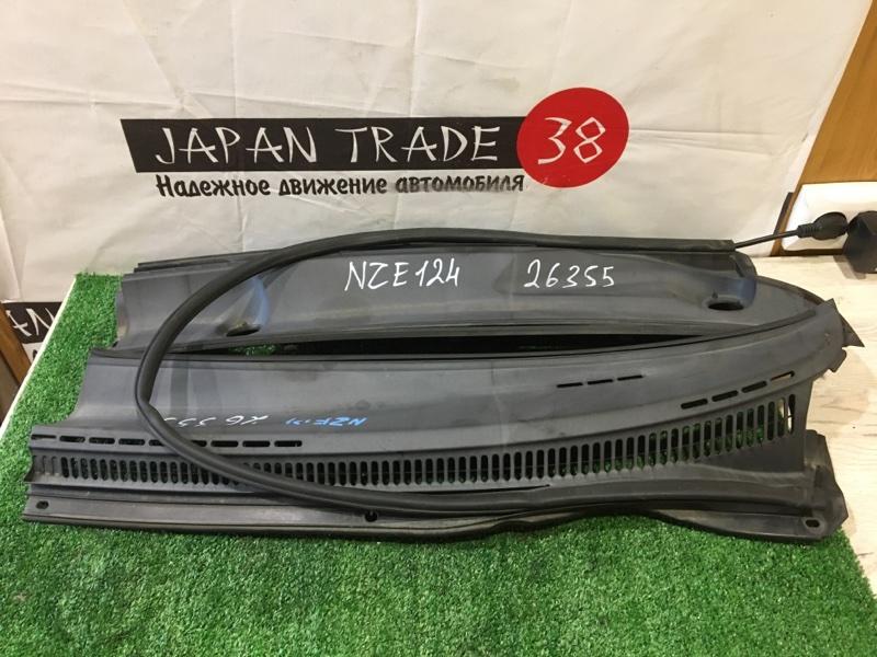 Жабо Toyota Corolla Fielder NZE124 1NZ-FE