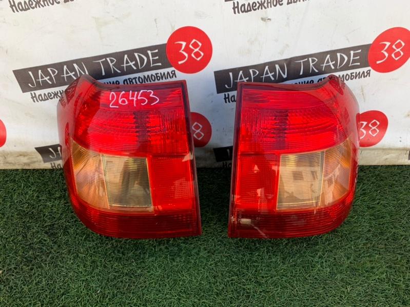 Стоп-сигнал Toyota Allex NZE124 1NZ-FE правый