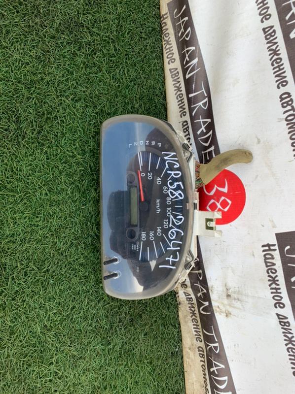 Панель приборов Toyota Probox NCP58 1NZ-FE