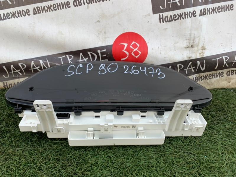 Панель приборов Toyota Vitz SCP90 2SZ-FE