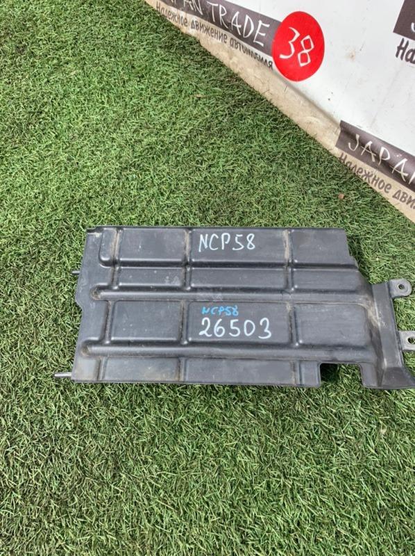 Дефлектор радиатора Toyota Probox NCP58