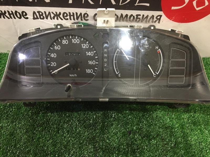 Панель приборов Toyota AE110 5A-FE